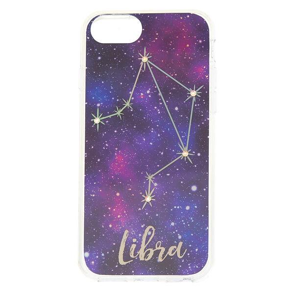 Claire's - zodiac libra phone case - 1