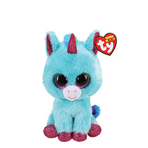 Ty Beanie Boo Small Arielle the Unicorn Soft Toy,