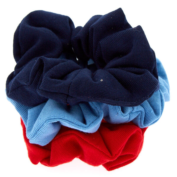 Claire's - basic back to school scrunchies - 2