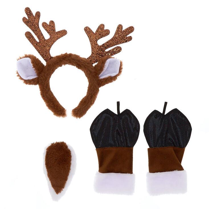 Deer Costume Kit - Brown, 3 Pack,