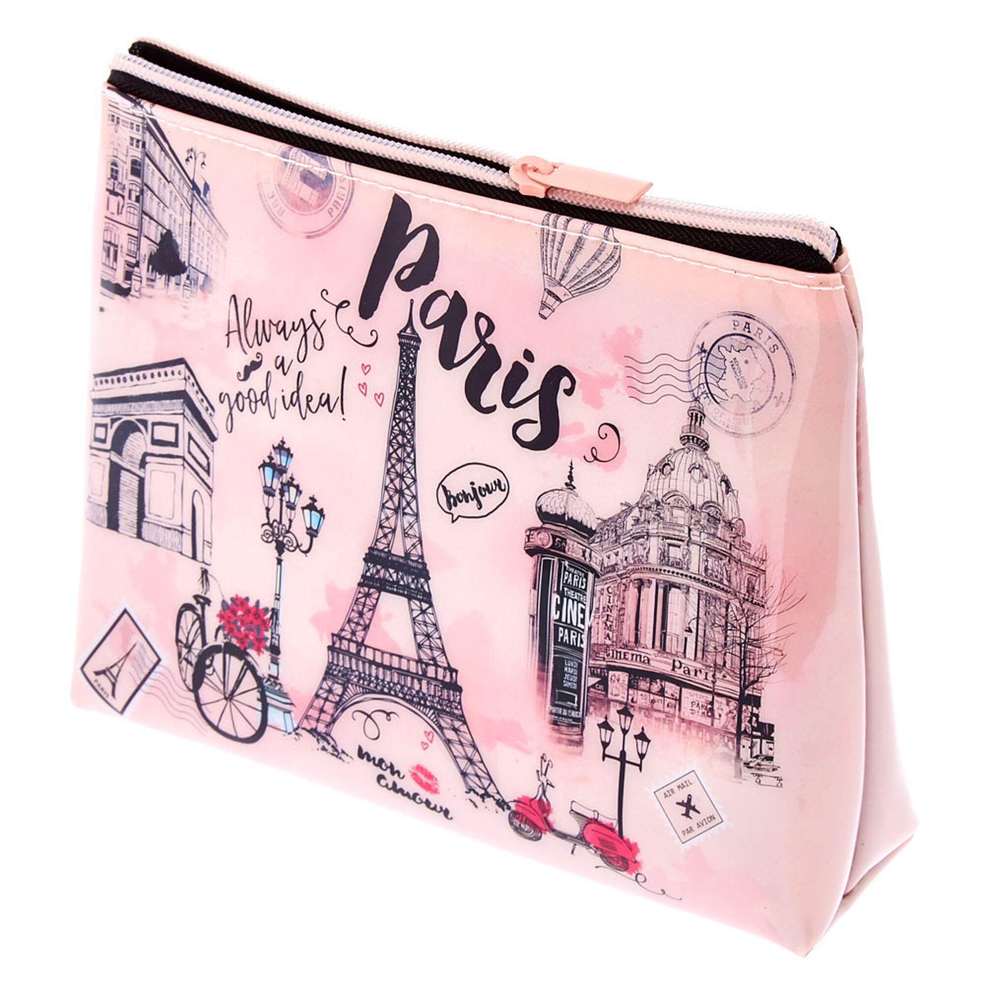 Paris Ilrated Makeup Bag