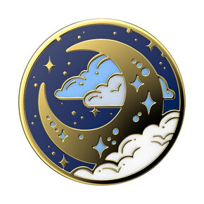 PopSockets PopGrip - Enamel Fly Me To The Moon,