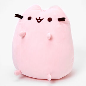 Pusheen® Medium Sitting Squisheen Plush - Pink,