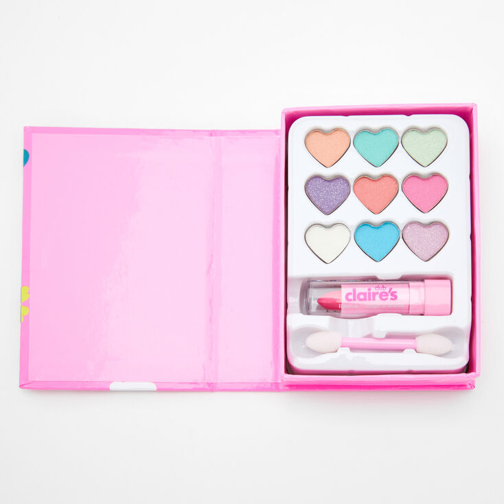 Claire's Club Kitty Love Mini Makeup Set,