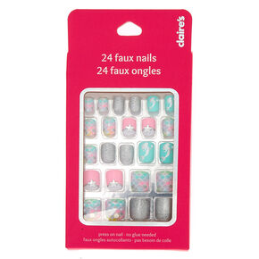 Fake Nails Claire S