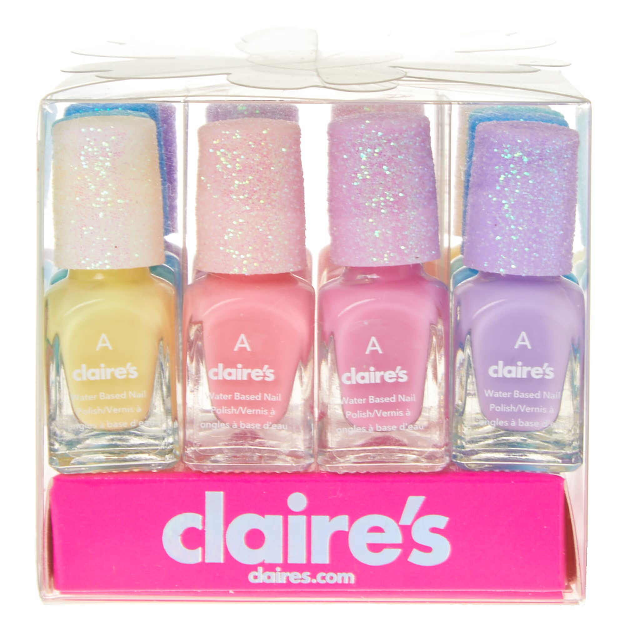 Kids 12 Pack Pastel Nail Polish Set | Claire\'s