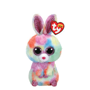 Ty Beanie Boo Small Bloomy the Bunny Soft Toy 8f61b9193beb