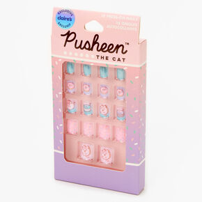 Pusheen® Square Press On Faux Nail Set - Sweets,