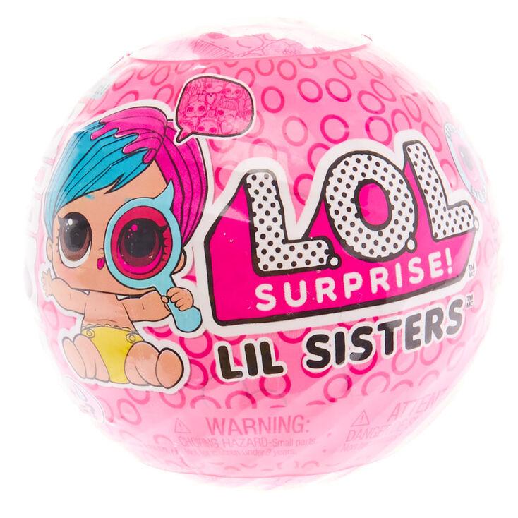 L O L Surprise Lil Sisters Series Eye Spy Surprise Pack