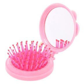 Unicorn Pop-Up Hair Brush,