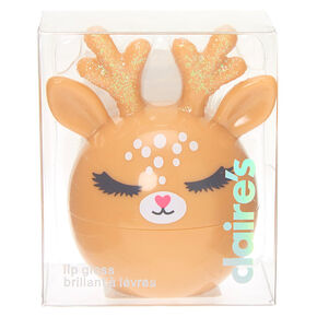 Go to Product: Reindeer Lip Gloss Pot - Vanilla Frosting from Claires