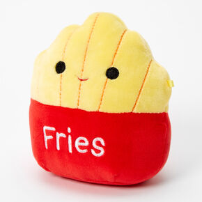 "Squishmallows™ 5"" French Fries Plush Toy,"
