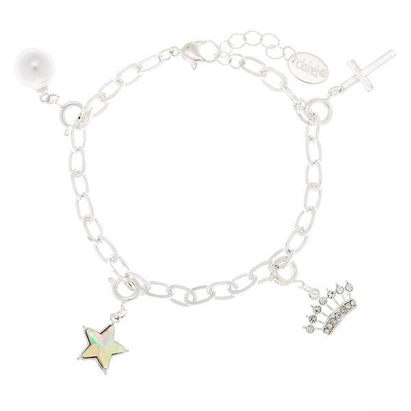 Claire's - fireball bracelet charm - 2