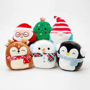 """Squishmallows™ 5"""" Holiday Plush Toy - Styles May Vary,"""