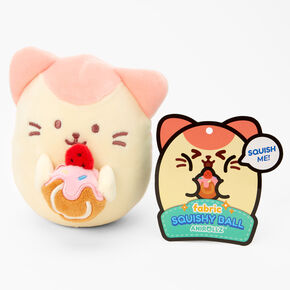 Anirollz™ Kittiroll Squishy Ball Plush Toy,