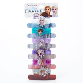 ©Disney Frozen 2 Hair Bobbles – 6 Pack  ,