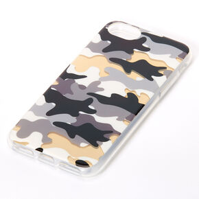 Neutral Camo Protective Phone Case - Fits Iphone 6/7/8/SE,