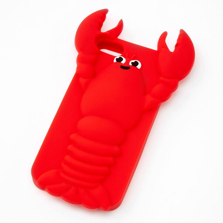 Lobster Silicone Phone Case - Fits iPhone 5/5S,