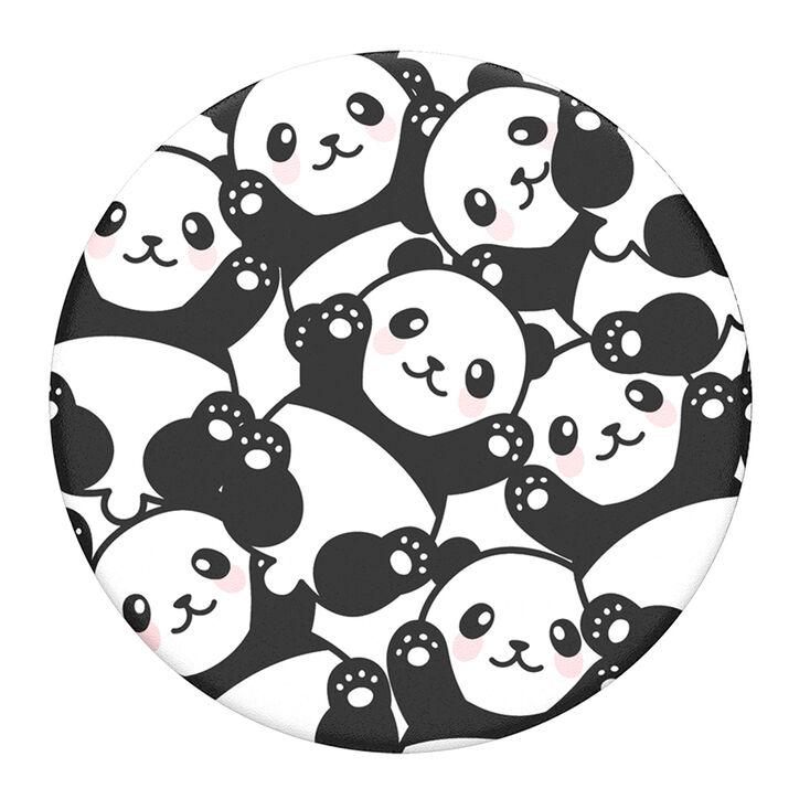 PopSockets Swappable PopGrip - Pandamonium,