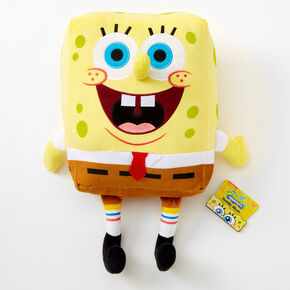 "SpongeBob SquarePants™ 12"" Cuddle Plush Toy - Yellow,"