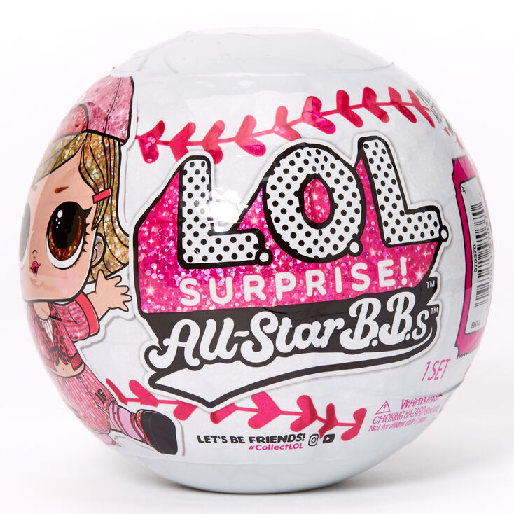 LOL Surprise All Stars BBs Surprise Ball~Heart Breakers~New Sealed~In Hand