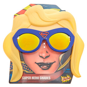 DC Superwoman Superhero Shades-  Blue,