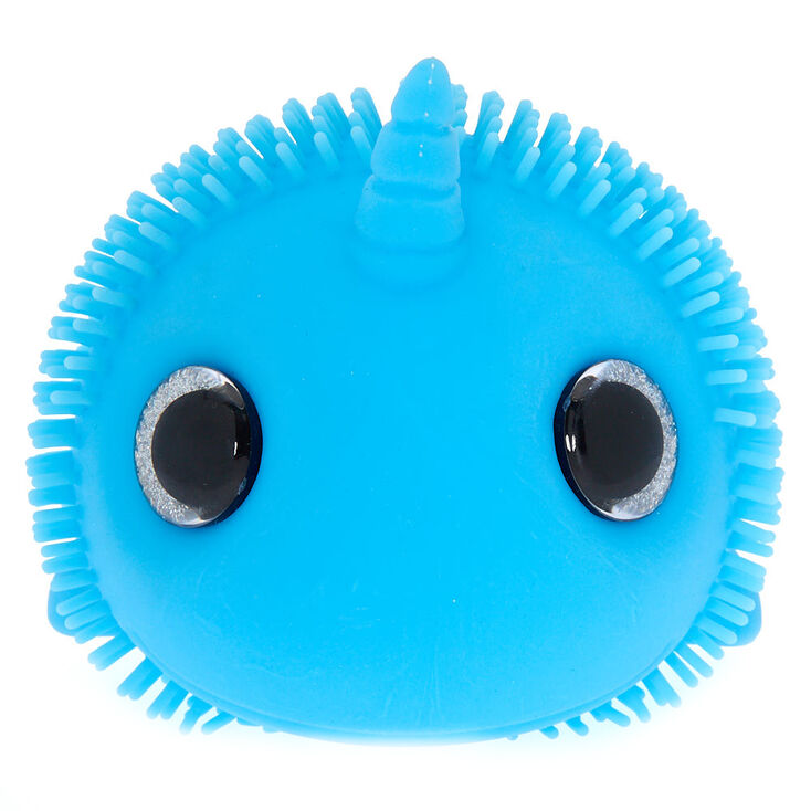 cecdc6d56 Narwhal Balloon Squish Toy - Blue   Claire's US