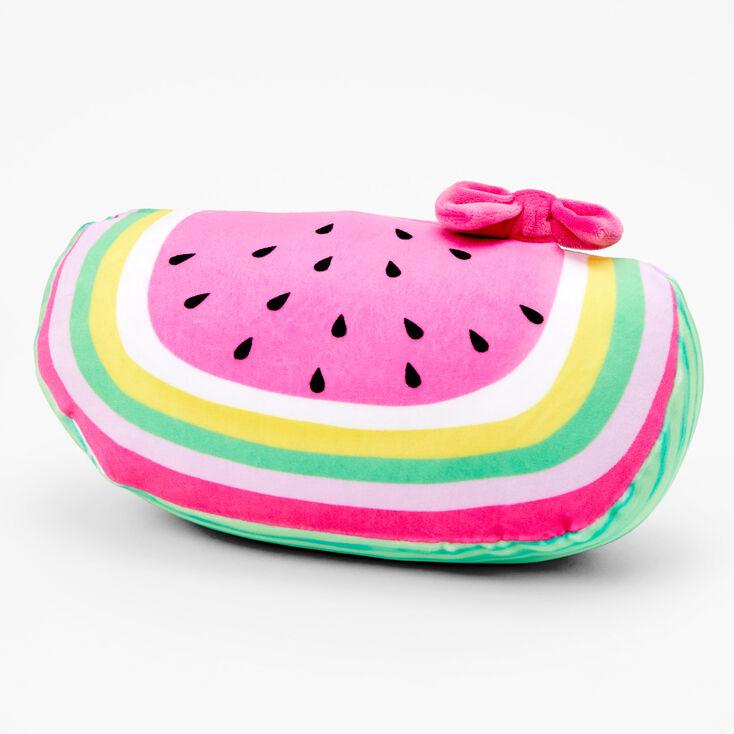 "Squishmallows™ 8"" Claire's Exclusive Watermelon Plush Toy,"