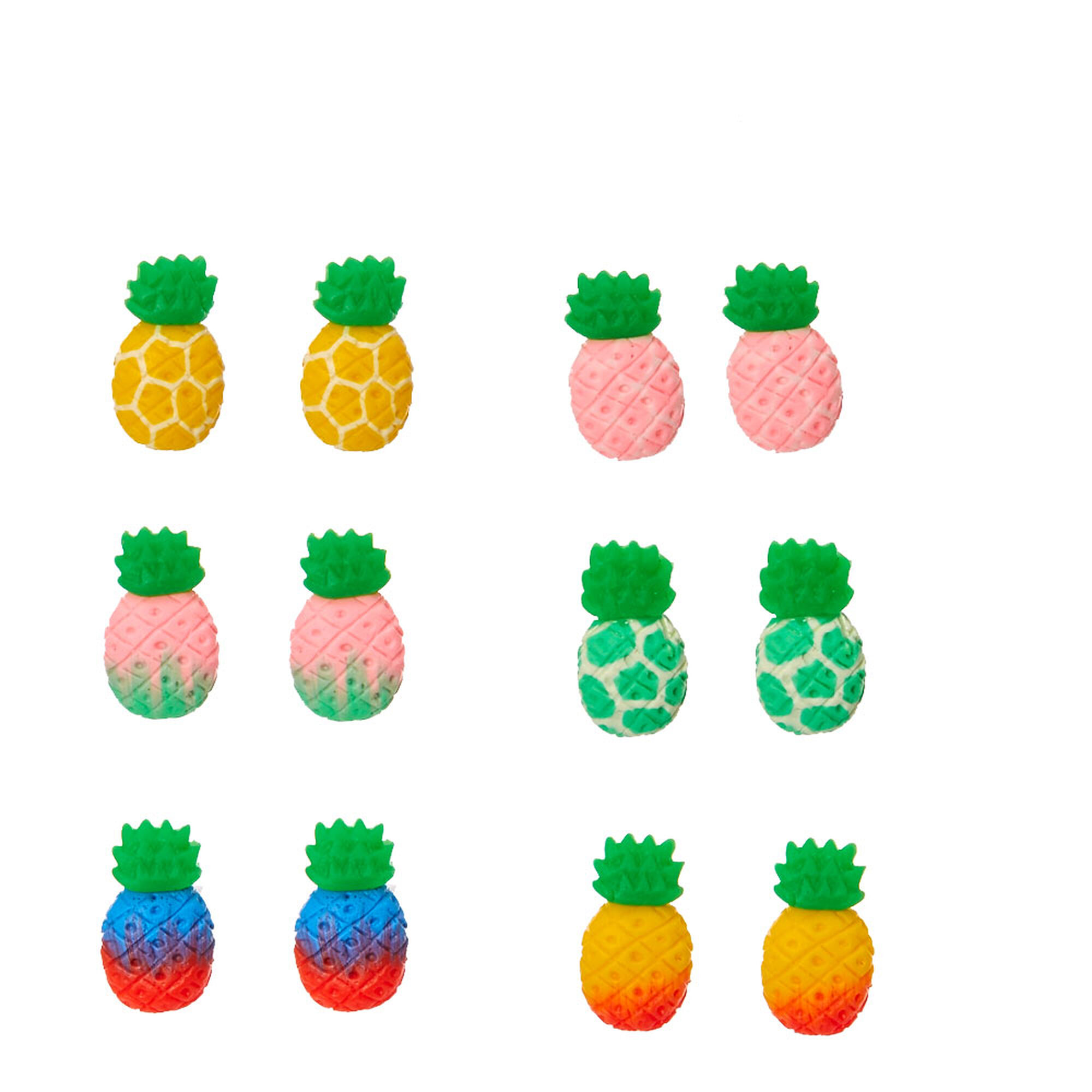stud e products earrings g pineapple
