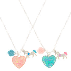 Go to Product: Best Friends Magical Heart Pendant Necklaces - 2 Pack from Claires