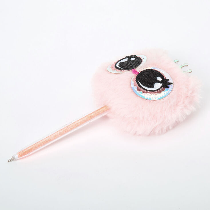 Penelope the Owl Plush Pen - Pink,