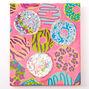 I Donut Care Makeup Booklet - Pink,