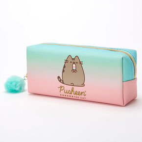 Pusheen® Ombre Pencil Case – Mint,
