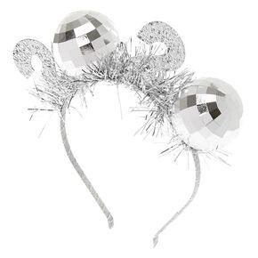 2020 Disco Headband - Silver,