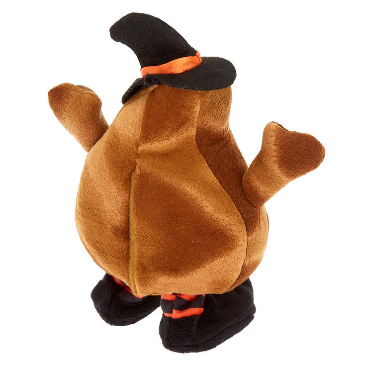 Dancing Halloween Poo Plush Toy,
