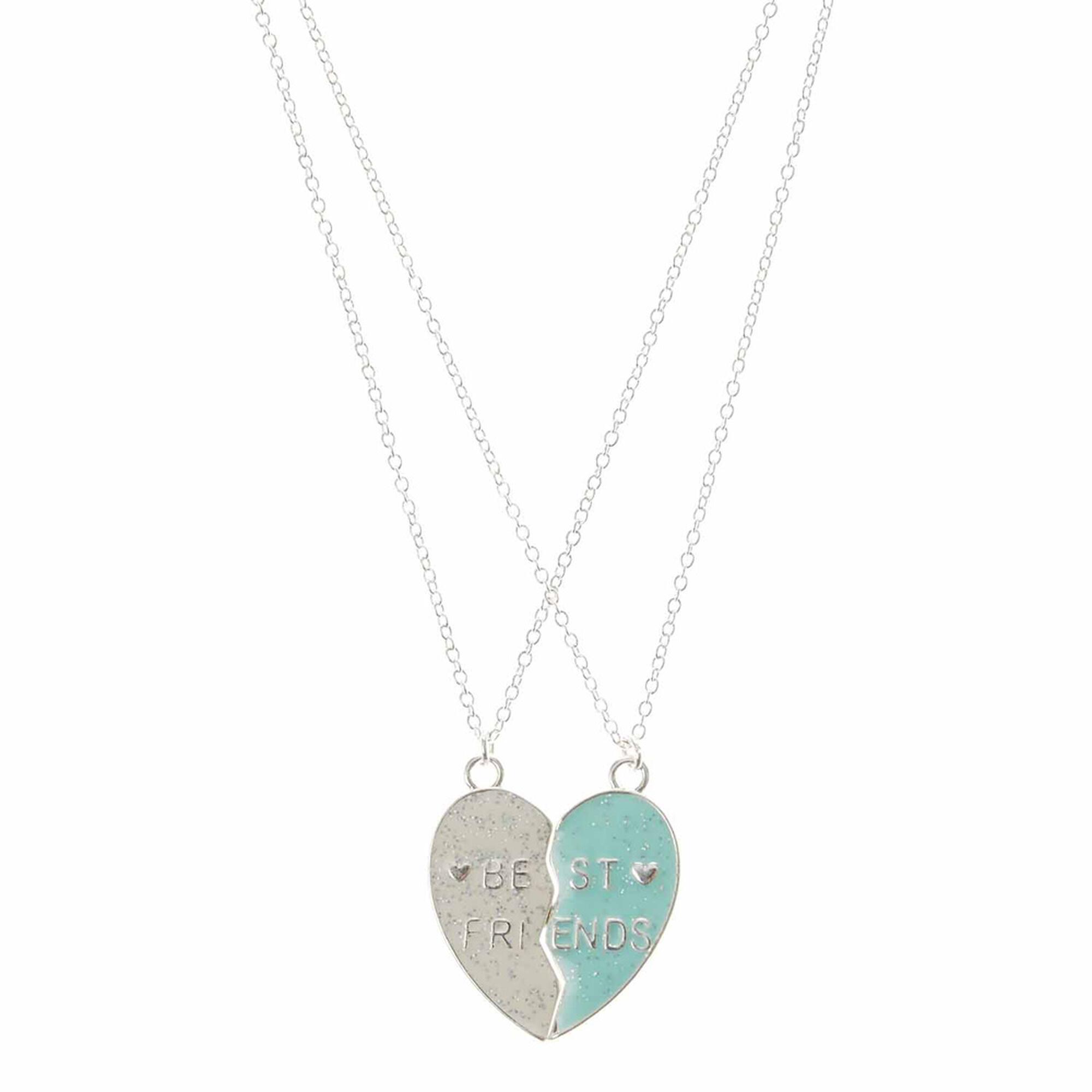 Broken Heart Best Friends Necklaces | Claire\'s
