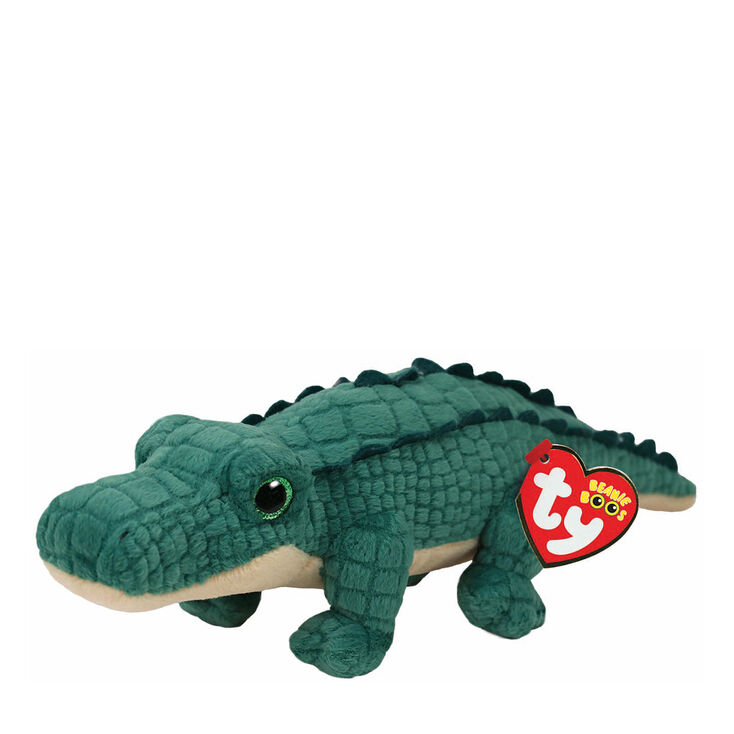 Ty Beanie Boo Spike the Alligator Soft Toy  5ea403f2f67