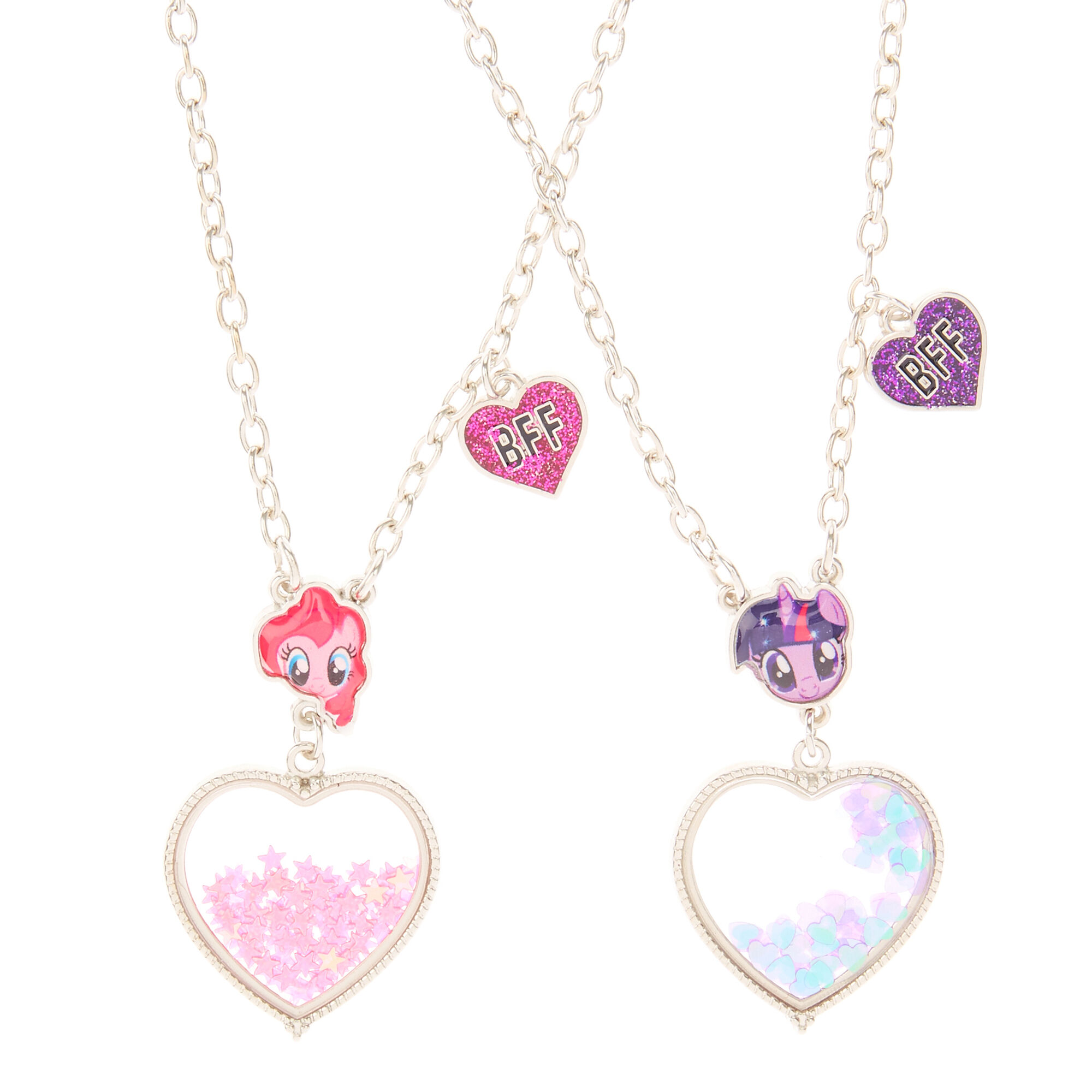 My little pony bff shaker necklaces claires my little pony bff shaker necklaces aloadofball Gallery