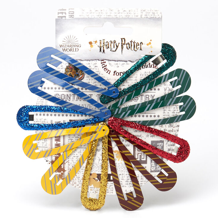 Roue de barrettes clic clac Harry Potter™ - Lot de 12,