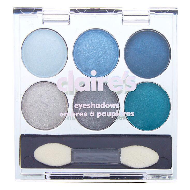 Mini Blues Eyeshadow Palette,