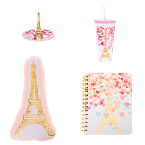 Pretty In Paris Home & Stationery Set,