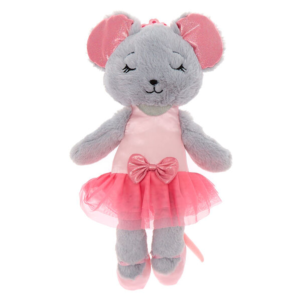 Claire's - clubmedium chloe the mouse soft toy - 1