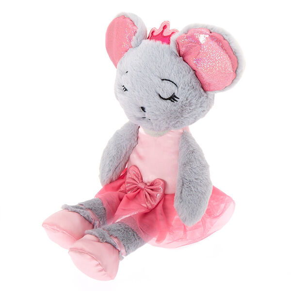 Claire's - clubmedium chloe the mouse soft toy - 2