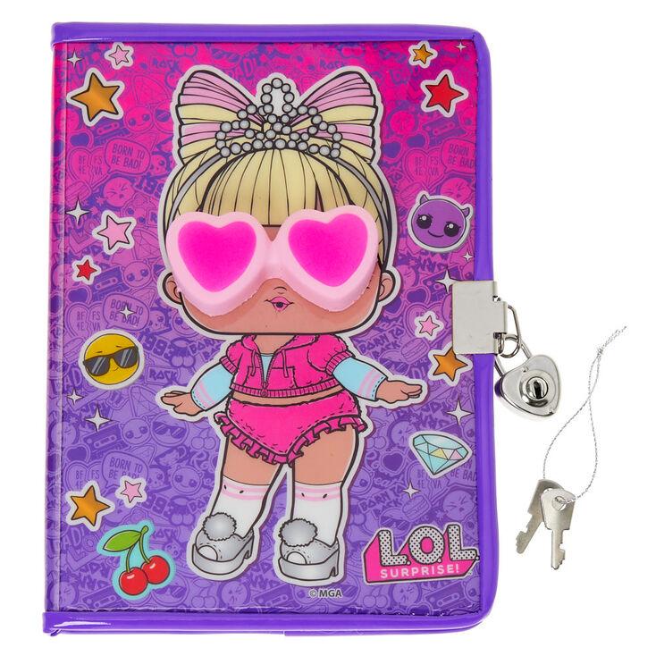 L.O.L Surprise!™ Squish Lock Diary - Purple,