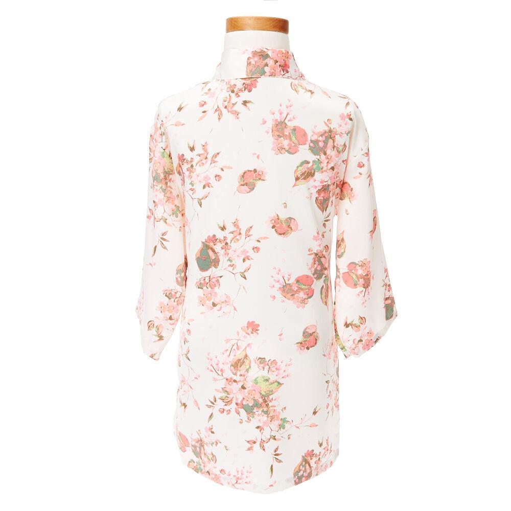 Satin Flower Girl Robes