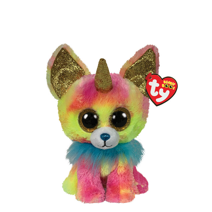 Ty Beanie Boo Small Yips the Chihuahua Soft Toy,