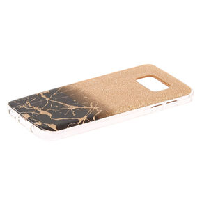 Geometric Marble Phone Case - Fits Samsung Galaxy S7,
