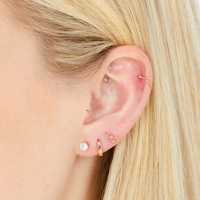 Rose Gold Ear Party,
