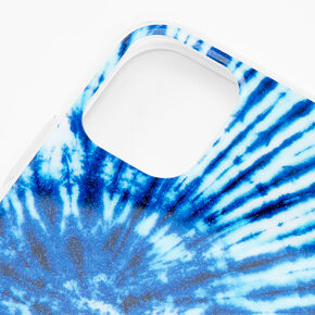Navy Tie Dye Phone Case - Fits iPhone 11,