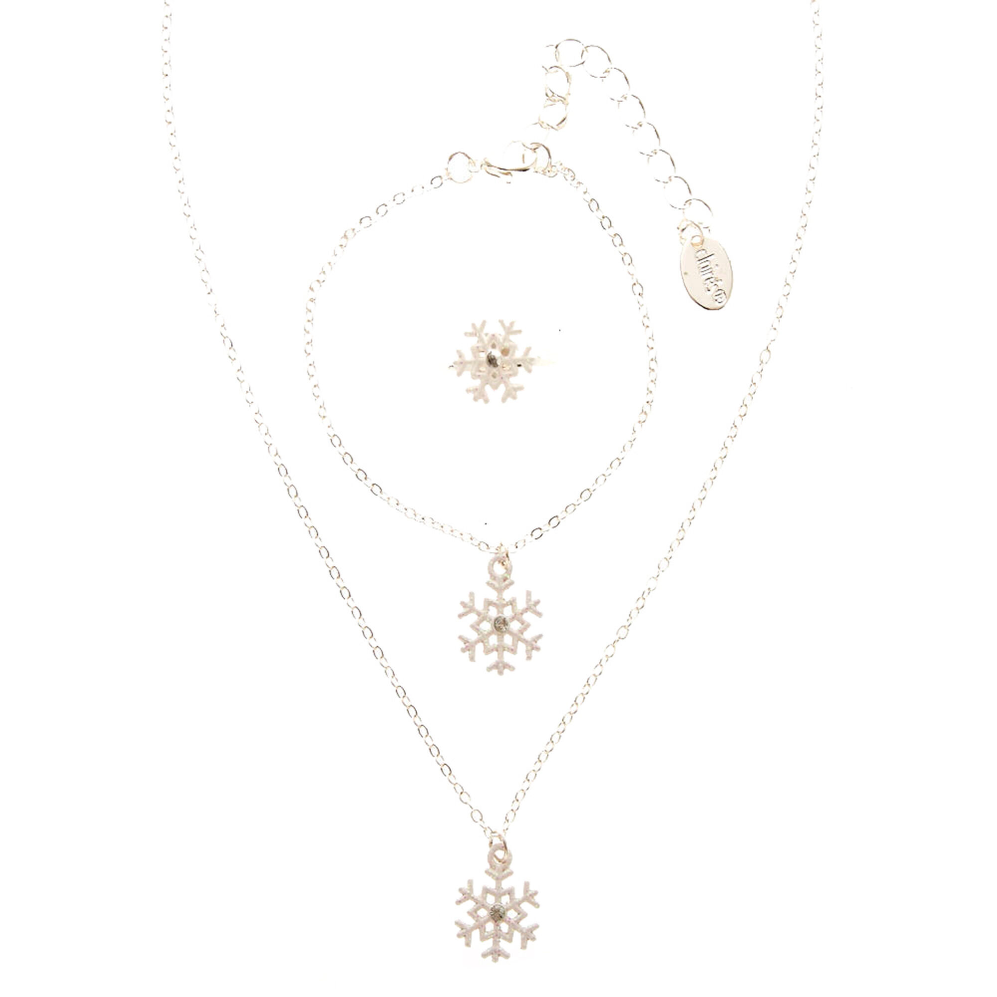 lr kingdom couture snow flake products necklace snowflake disney frozen